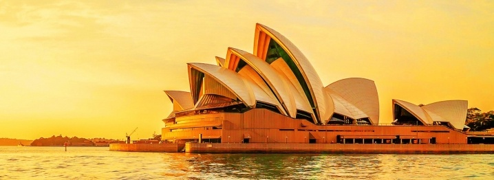 Sydney Opera House is the most famous